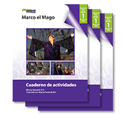 Marco el Mago - Student Workbooks (minimum of 20)