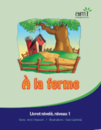 À la ferme - Reader (minimum of 6)