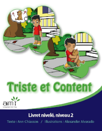 Triste et content *New - Readers (minimum of 6)