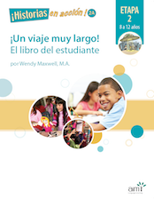 ¡Un viaje muy largo! - Student Workbooks (minimum of 10)
