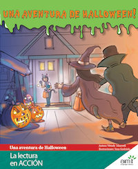 Una aventura de Halloween - Reader (minimum of 6)