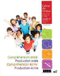 AIM/CEFR Language Assessment Student Cahier LEVEL 2 (minimum of 10)