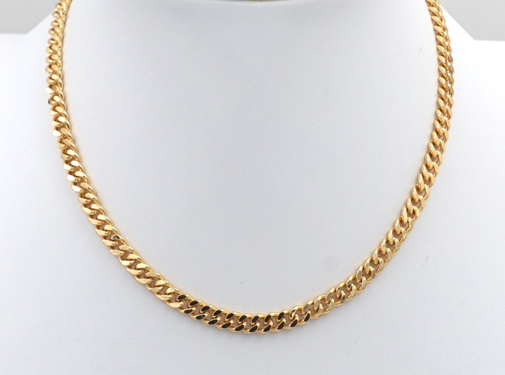 Slim Thicc Chain Necklace