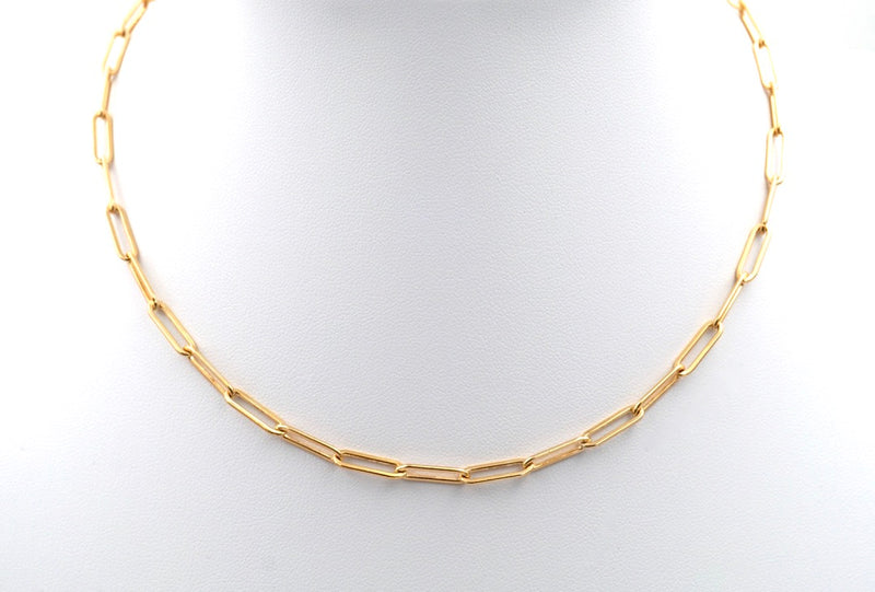 Large SoHo Link Chain Necklace