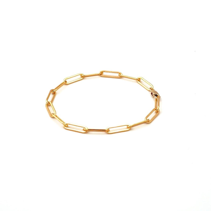 Soho Large Link Chain Bracelet