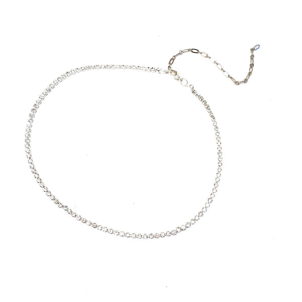 Chic Crystal Choker