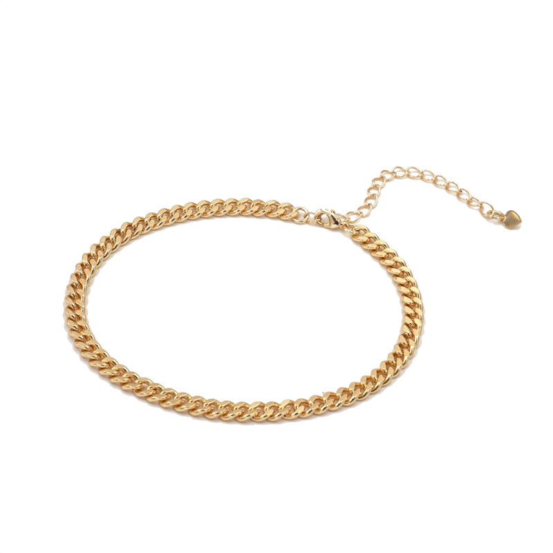 Slim Thicc Chain Anklet
