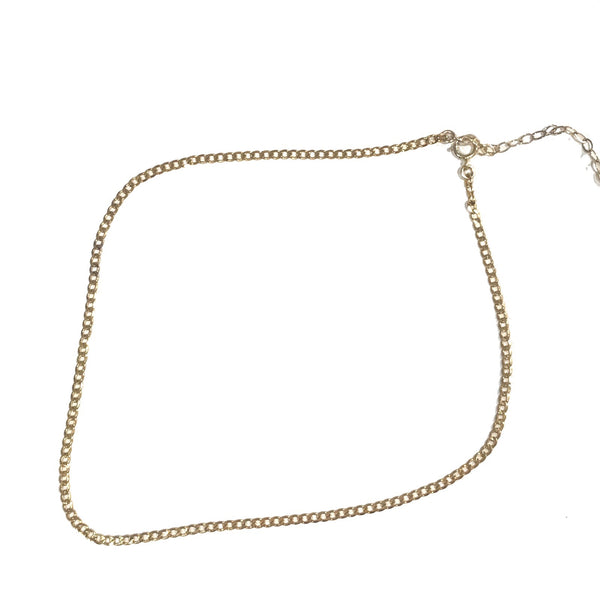 Boo'd Up Gold Filled Chain Choker