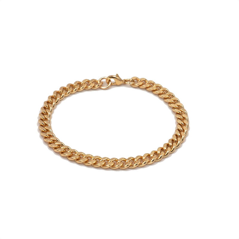 Slim Thicc Chain Bracelet