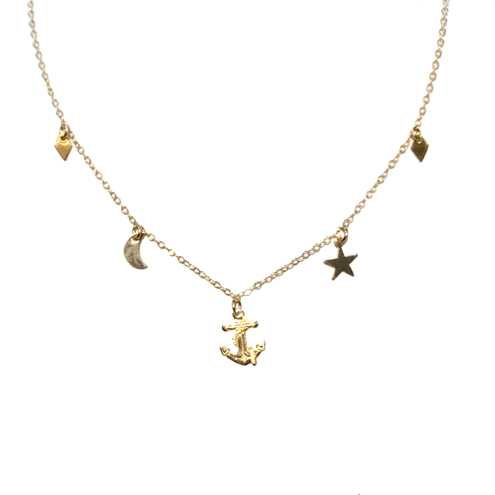 Nautical Anchor Choker