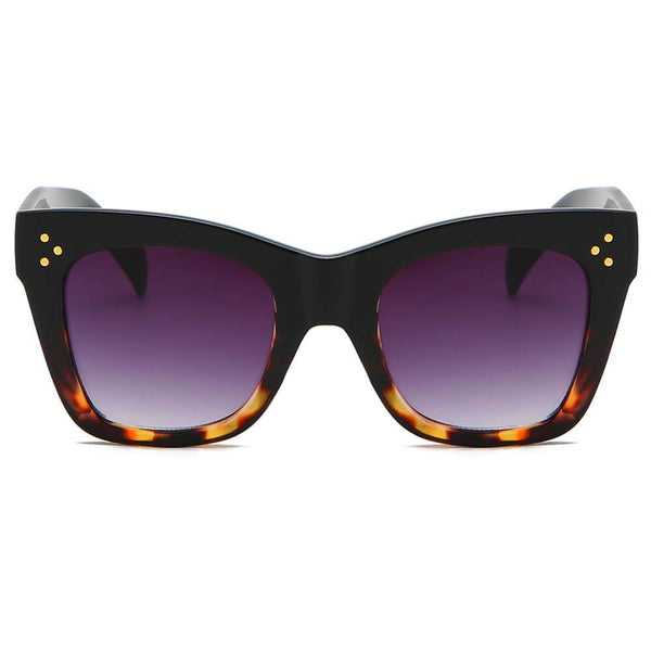 Kamas Cat Eye Sunglasses - Tortoise