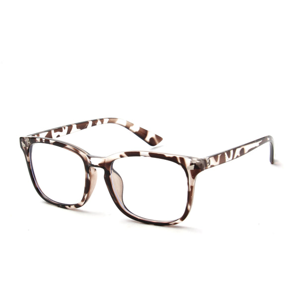 Venezia Classic Rectangle Blue Light Blocking Eyeglasses