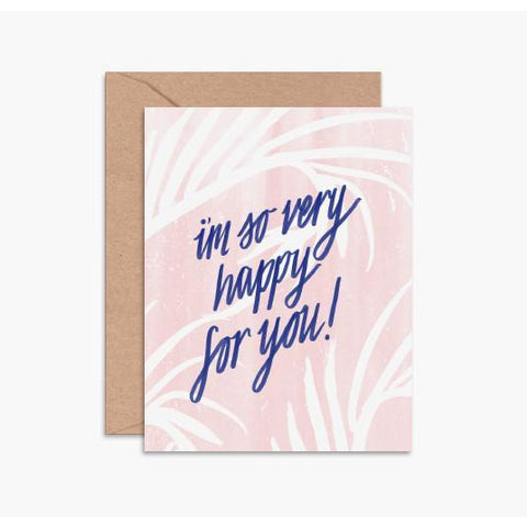 So Happy - Card