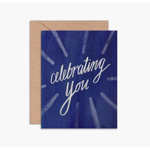 Celebrating You - Card