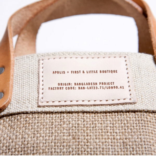 First State, Delaware, Apolis, Global Citizen Market Tote, First & Little Boutique, Middletown