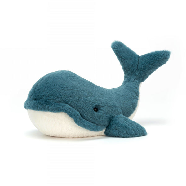Tiny Wally Whale