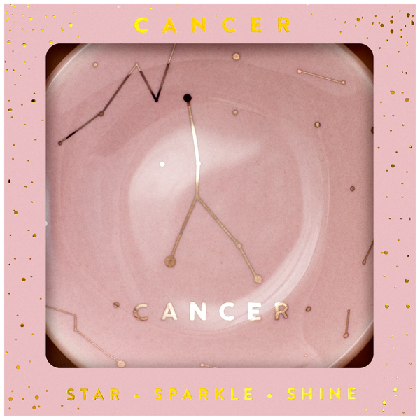 Zodiac Dish  - Cancer
