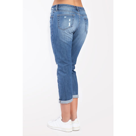 Madison Moonstone Girlfriend Jeans