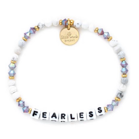 Little Words Project Fearless - Cream Puff