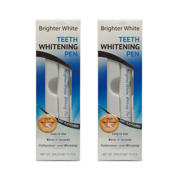 Teeth Whitening Pen (Twin Pack)