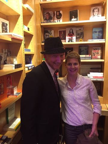 Cappellino Millinery Genevieve Foddy Meeting Stephen Jones