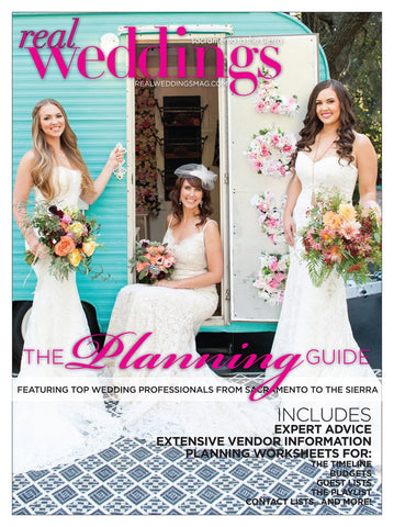 Cappellino Millinery Real Weddings Magazine Planning Guide