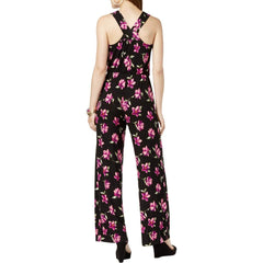 INC INTERNATIONAL CONCEPTS jumpsuit Palazzo estampado floral. Talla S Petite