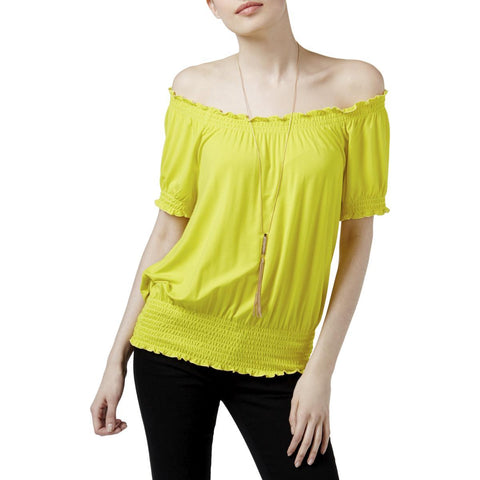 INC International Concepts blusa hombros libres. Talla S