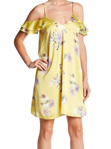 The Vanity Room vestido estampado floral. Talla L
