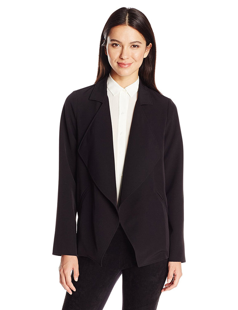 KENSIE blazer stretch color negro . Talla XL