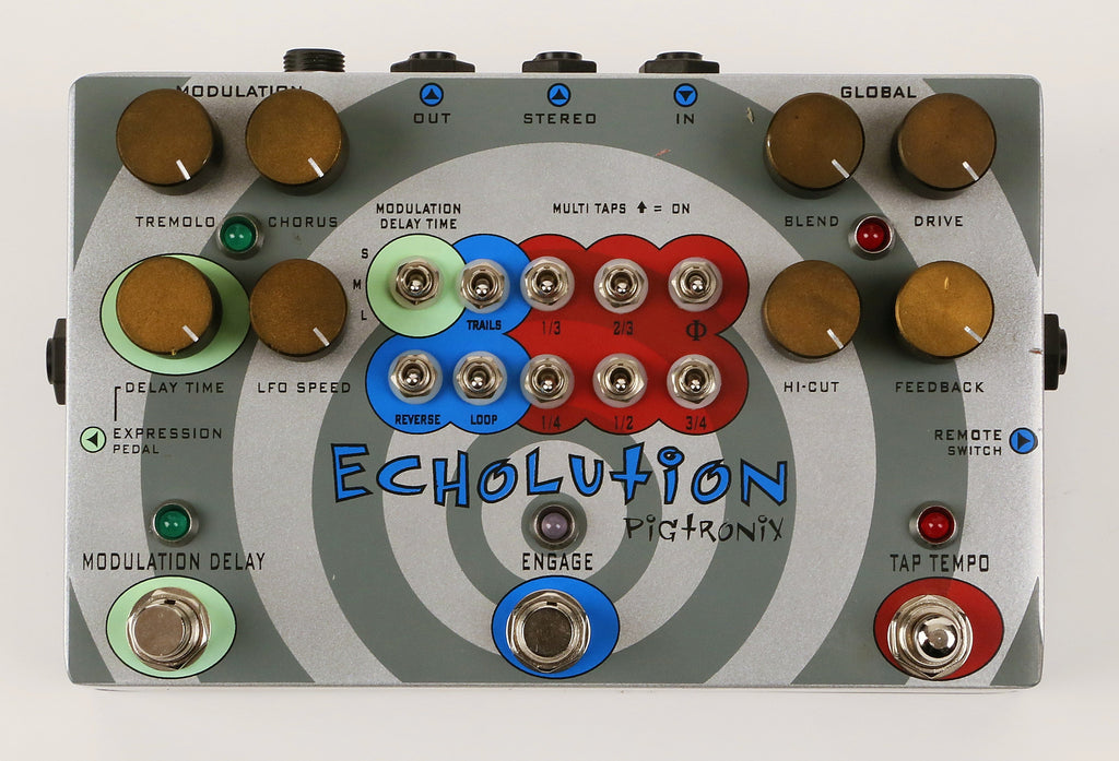 Pigtronix Echolution - Scratch & Dent