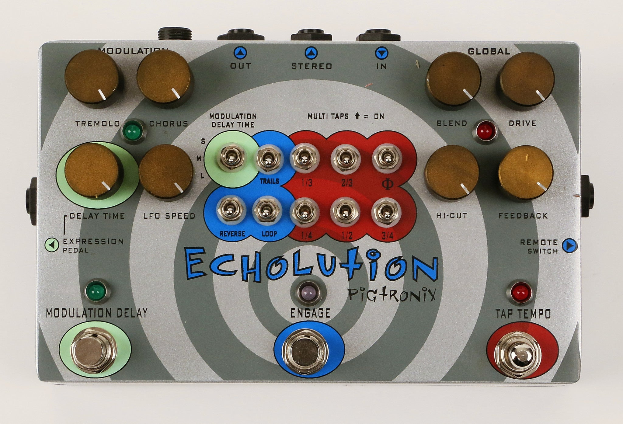 Pigtronix Echolution Delay