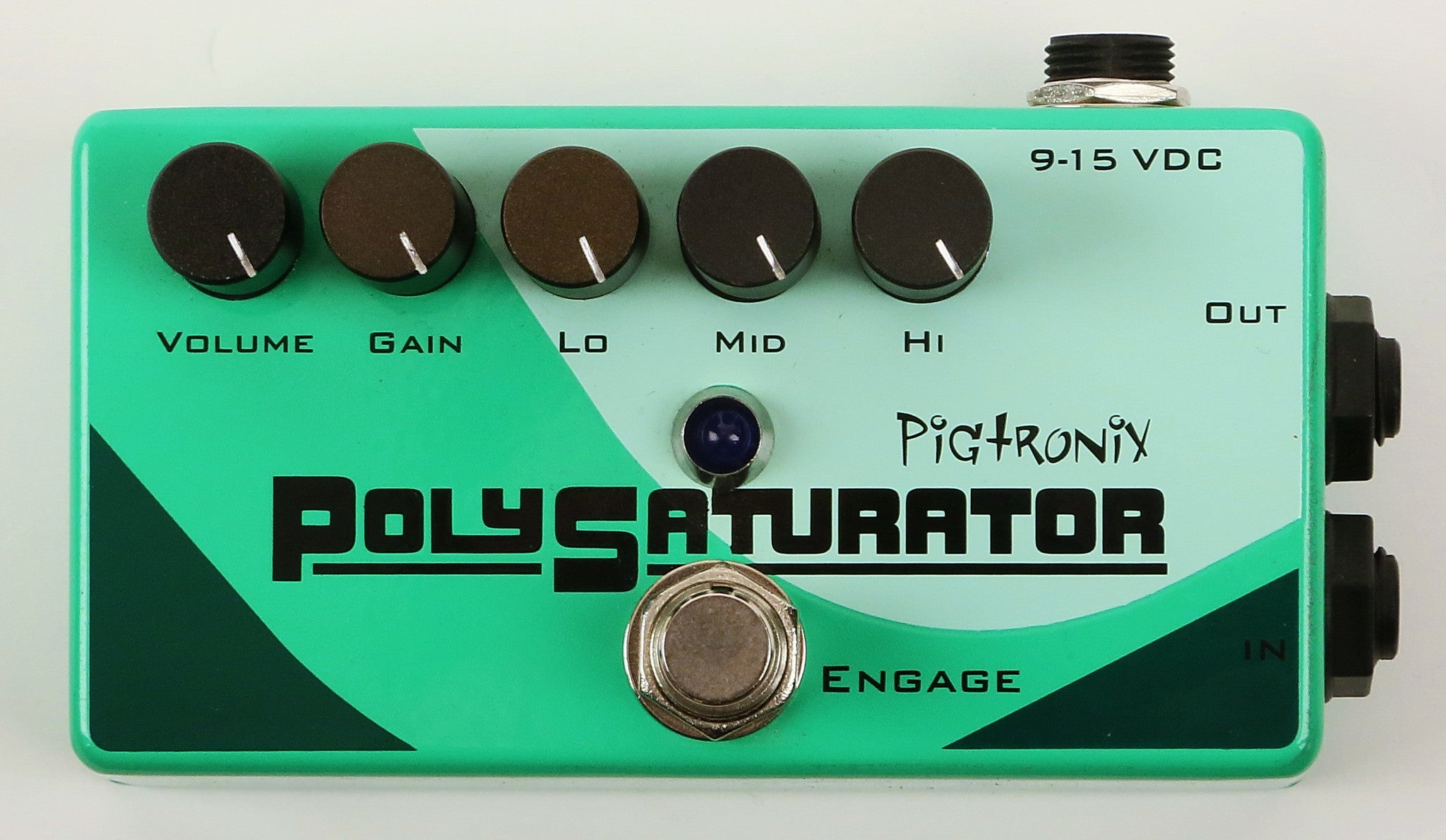 Pigtronix Polysaturator Distortion - Scratch & Dent