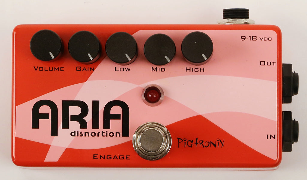 Pigtronix Aria Disnortion - Scratch & Dent