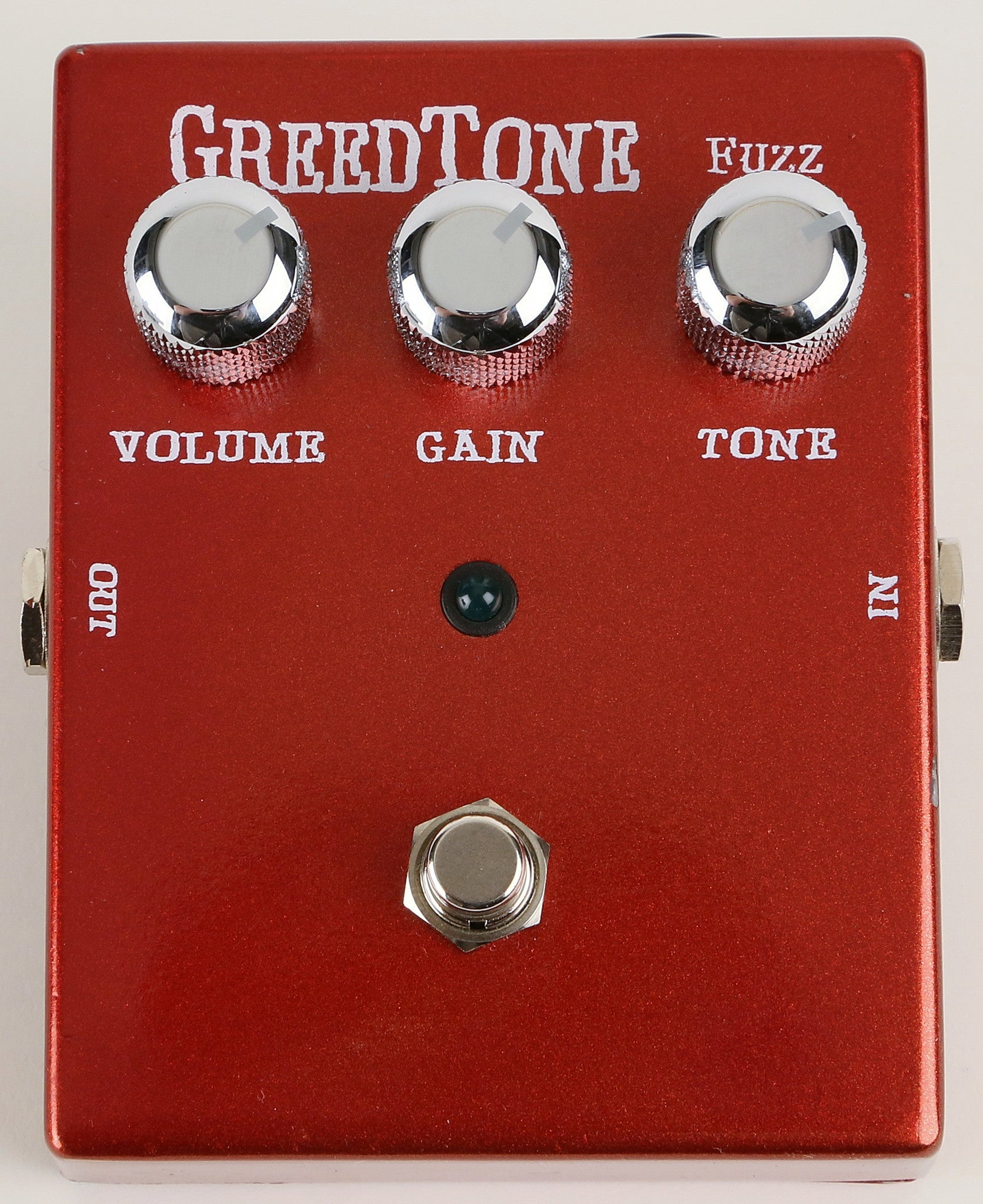 Greedtone Fuzz - Scratch & Dent