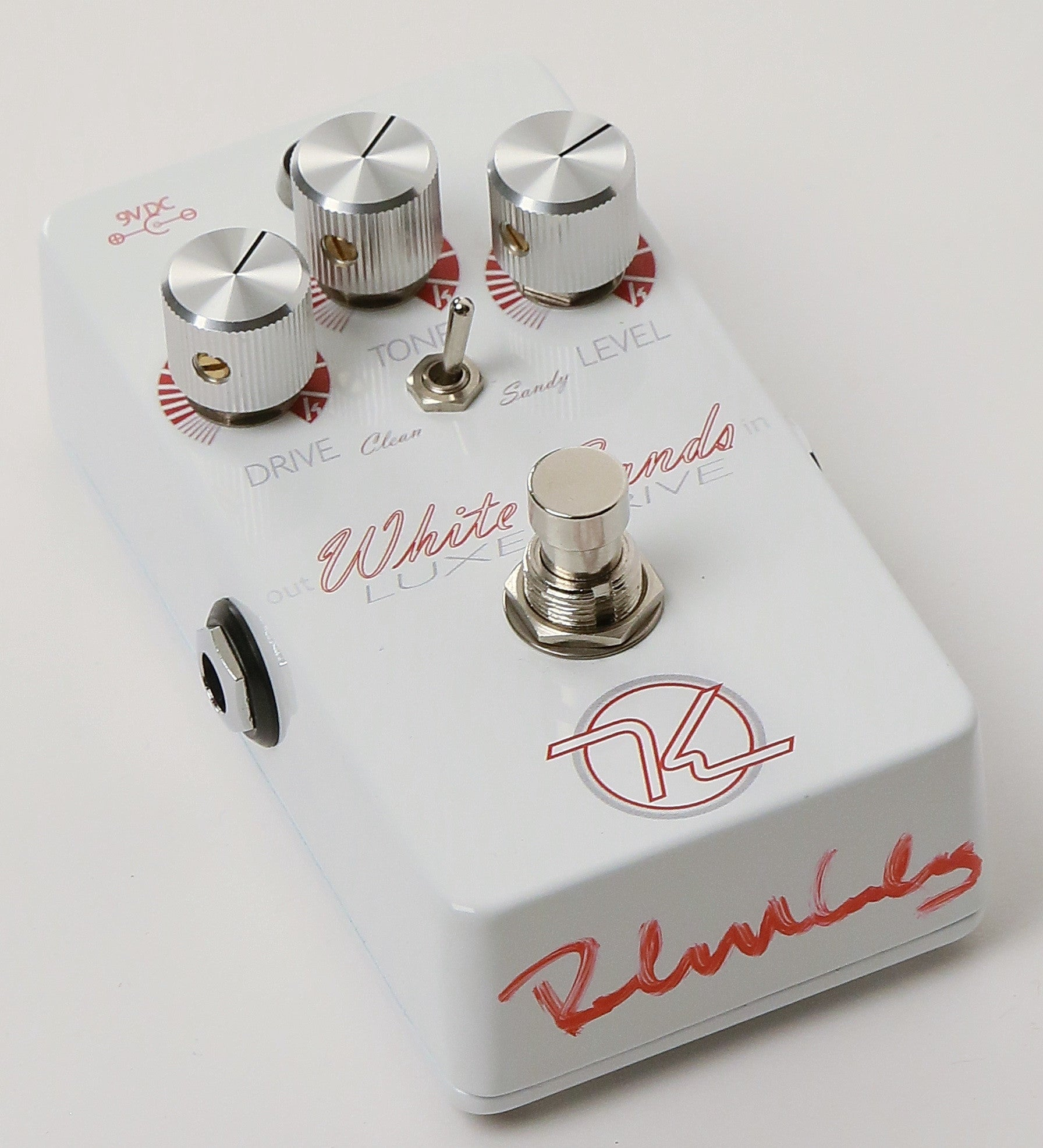 Keeley White Sands Overdrive