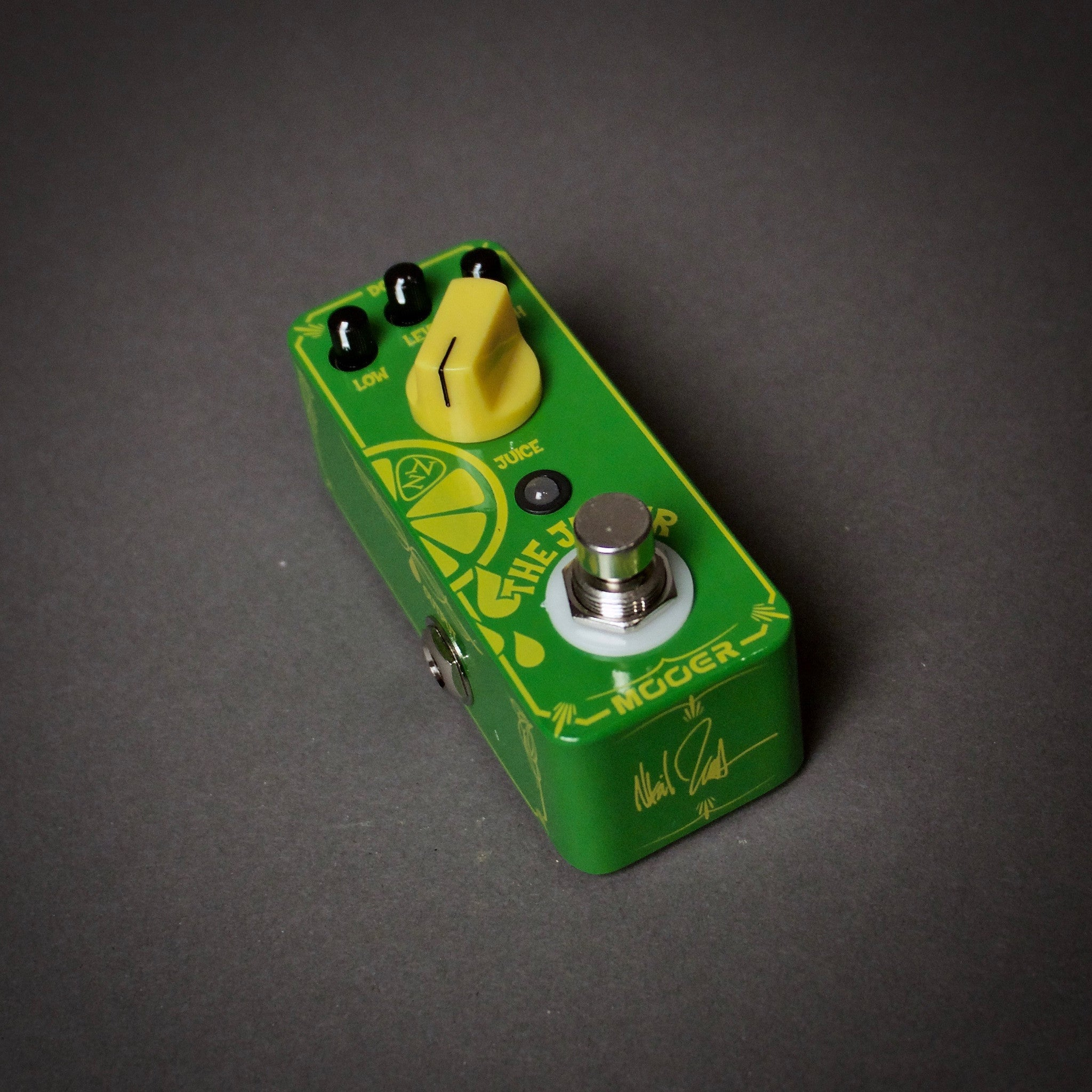 Mooer The Juicer Overdrive Guitar Pedal