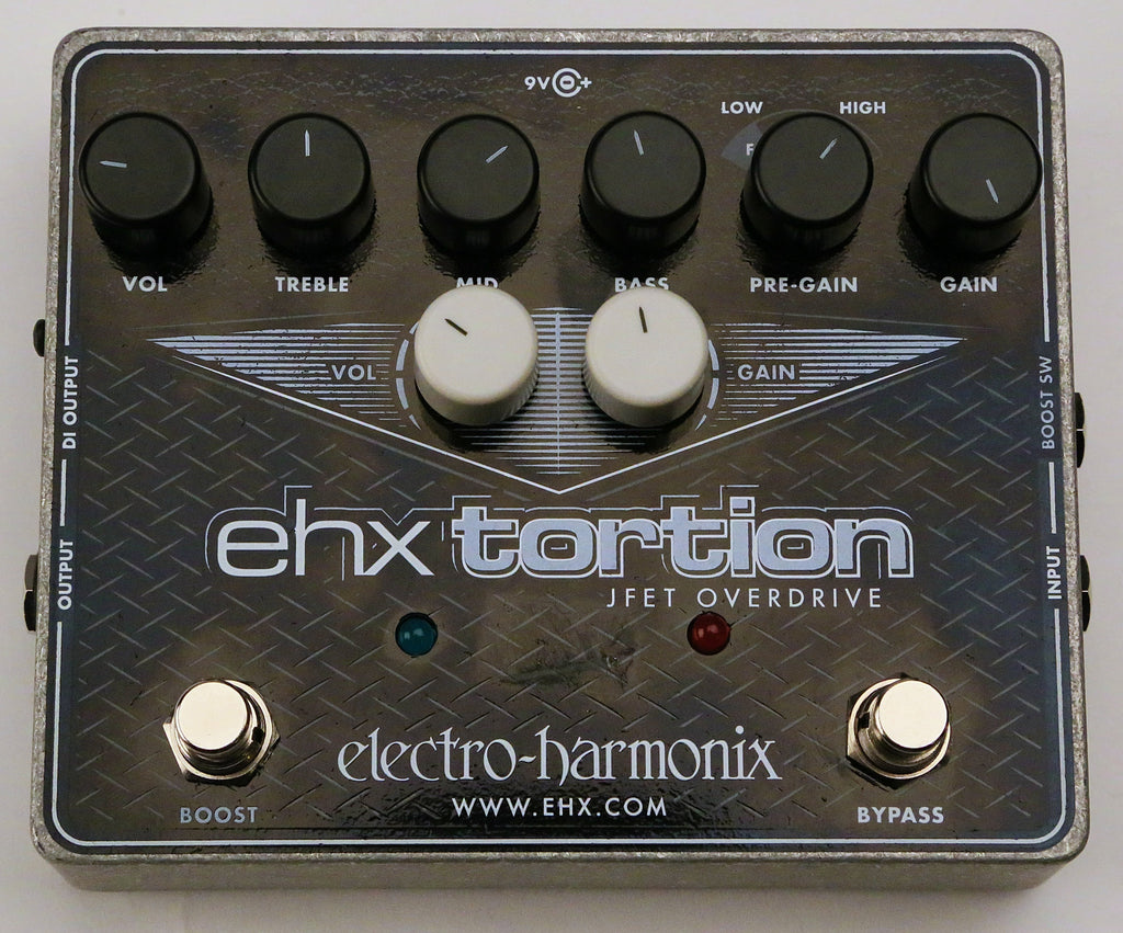 Electro Harmonix EHXtortion - Scratvh & Dent