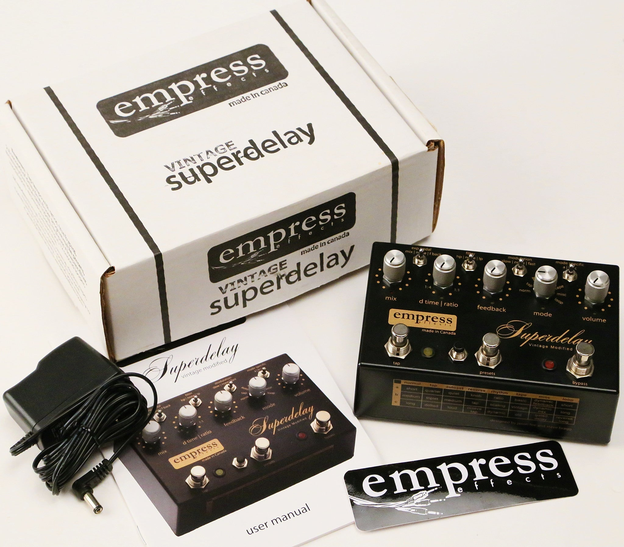Empress Superdelay VM