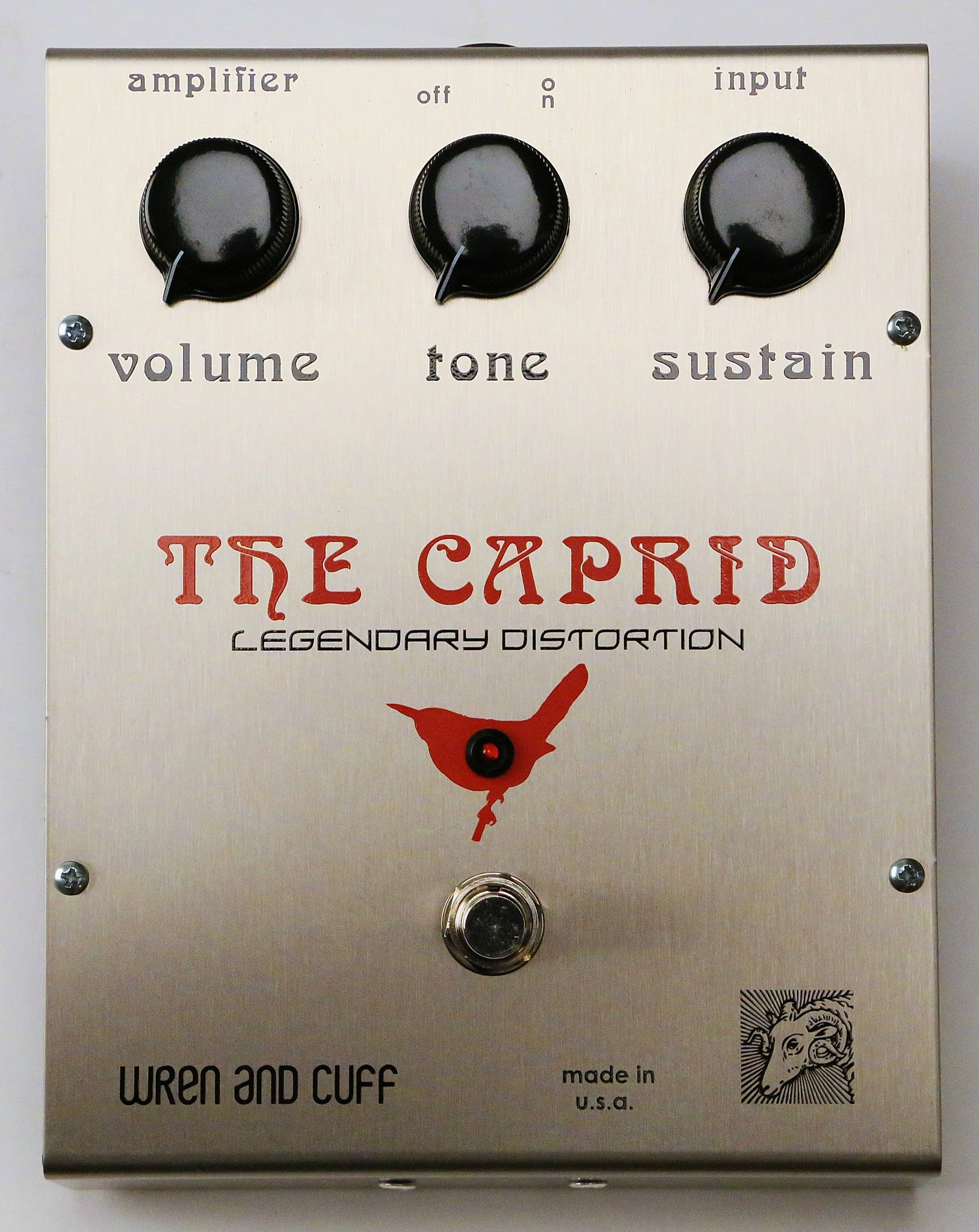 Wren & Cuff The Caprid Distortion