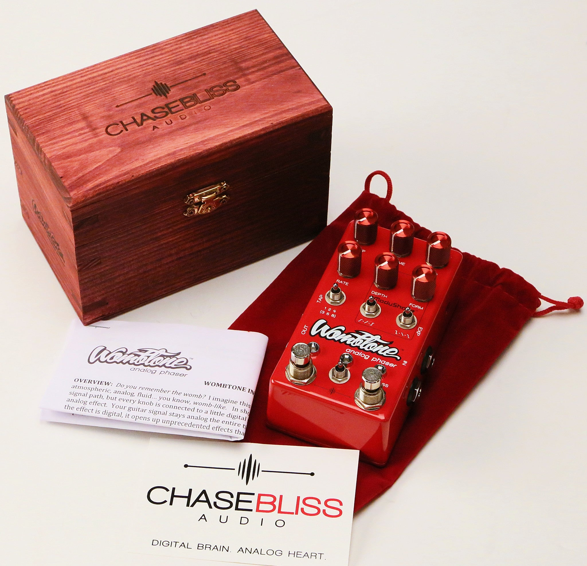 Chase Bliss Audio Wombtone Phaser V1