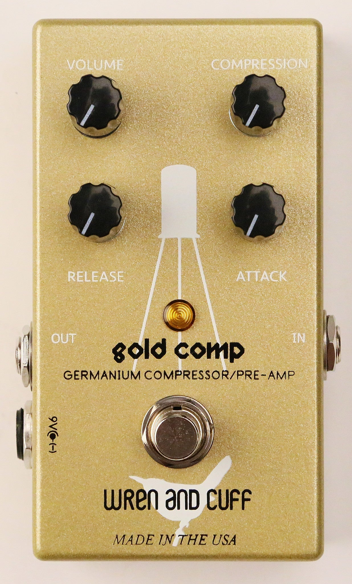 Wren & Cuff Gold Comp Compressor