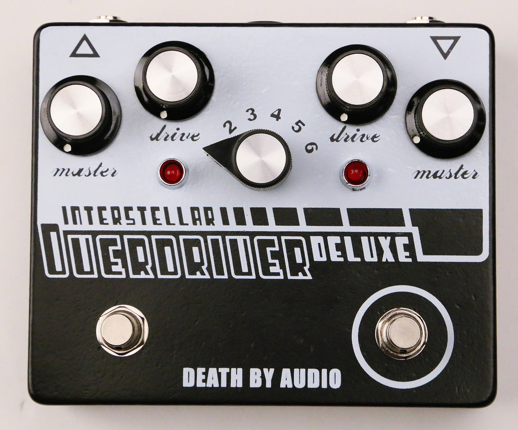 Death By Audio Interstellar Overdrive Deluxe