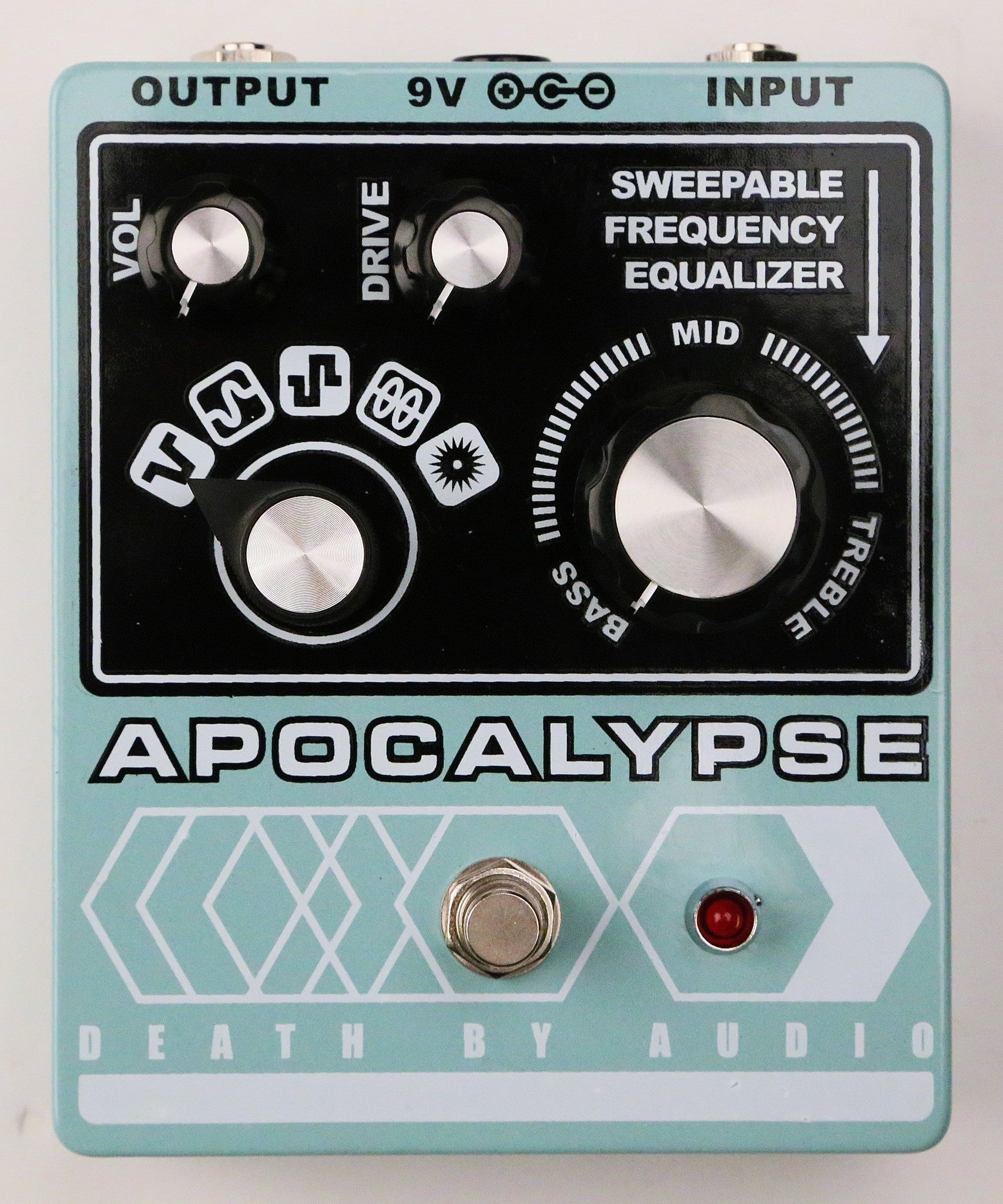 Death By Audio Apocolypse