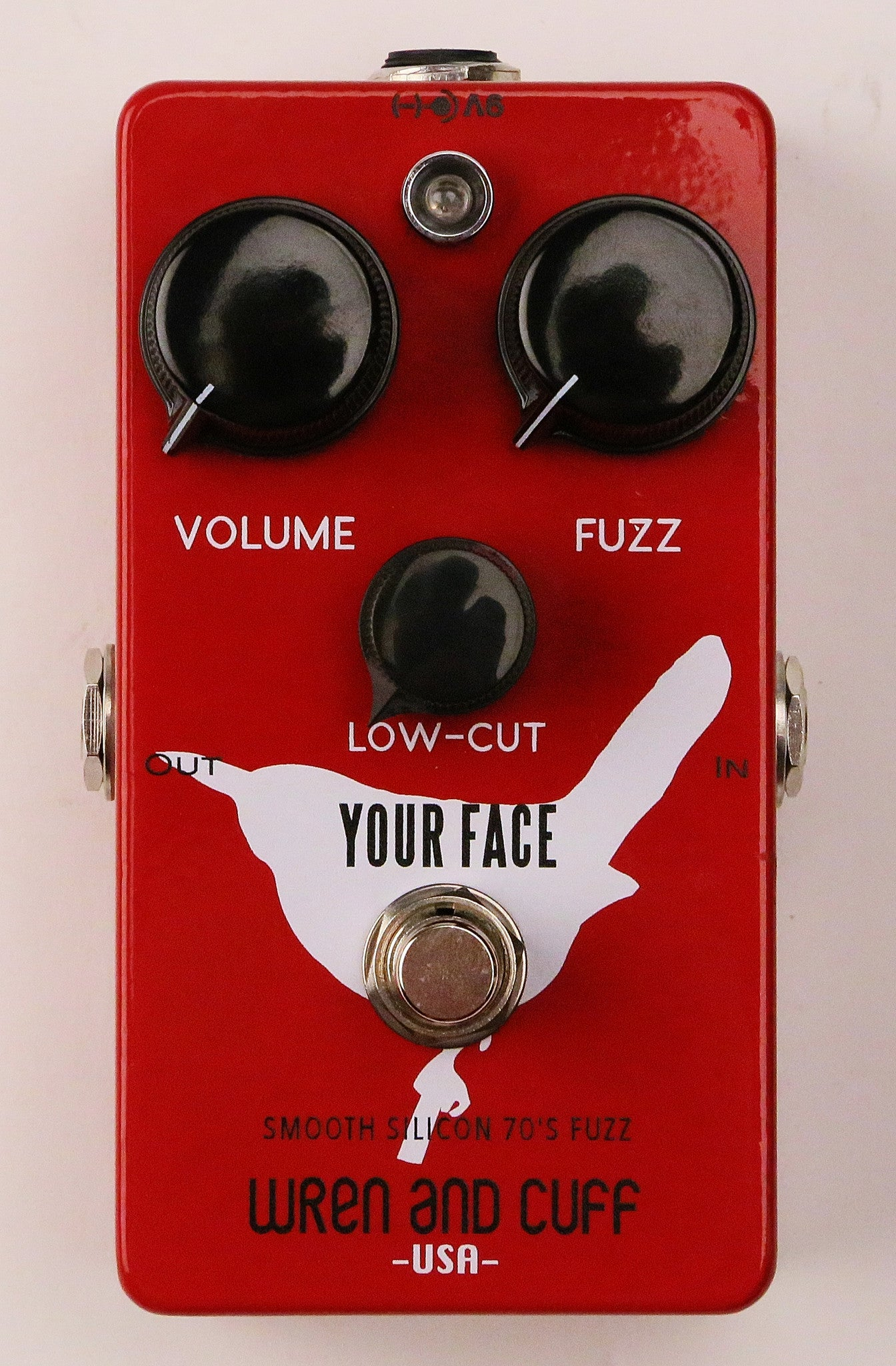 Wren & Cuff Your Face 70's Fuzz