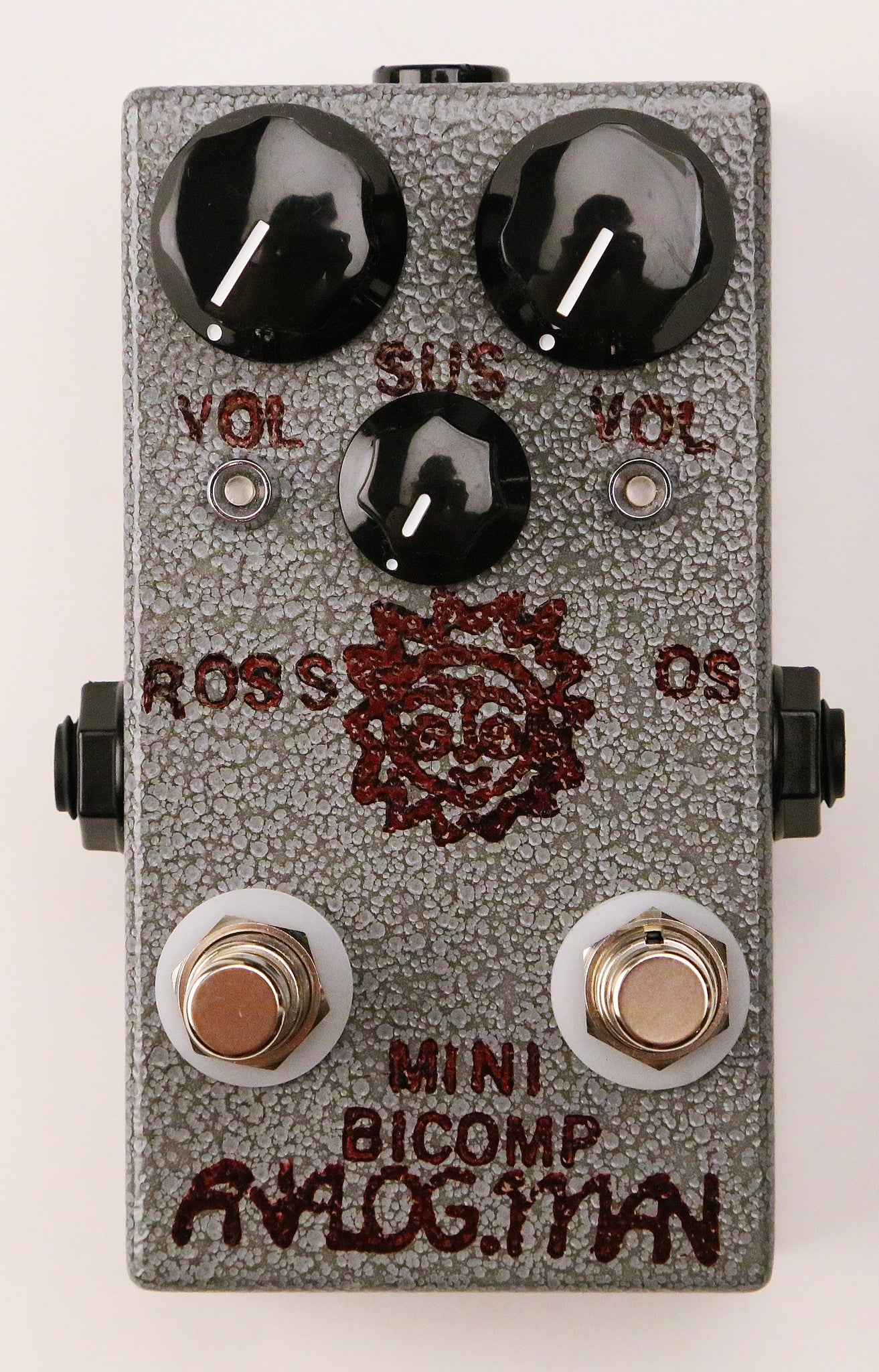 Analogman Mini Bi-CompRossor Compressor