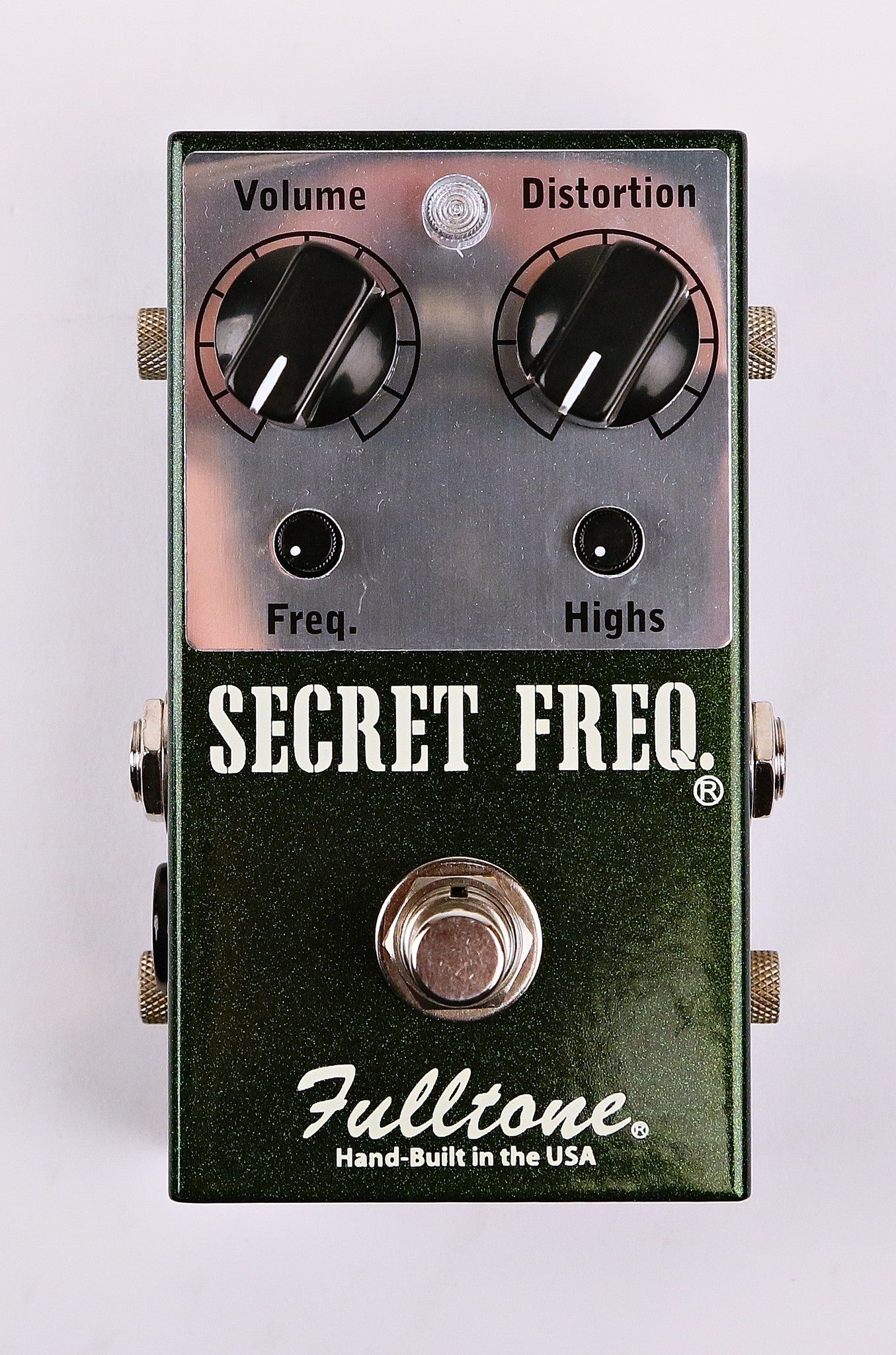 Fulltone Secret Freq Overdrive Distortion