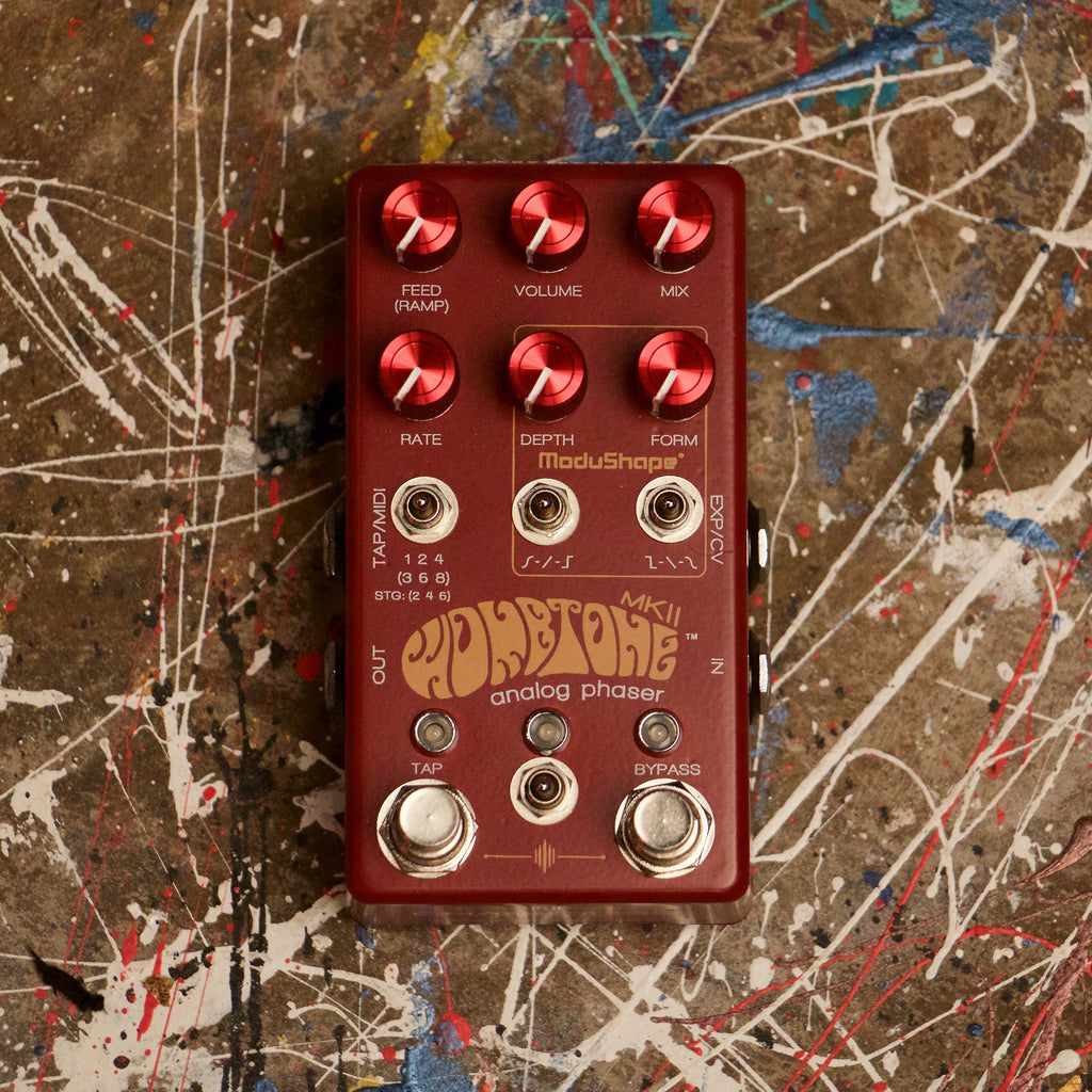 Chase Bliss Wombstone mkII