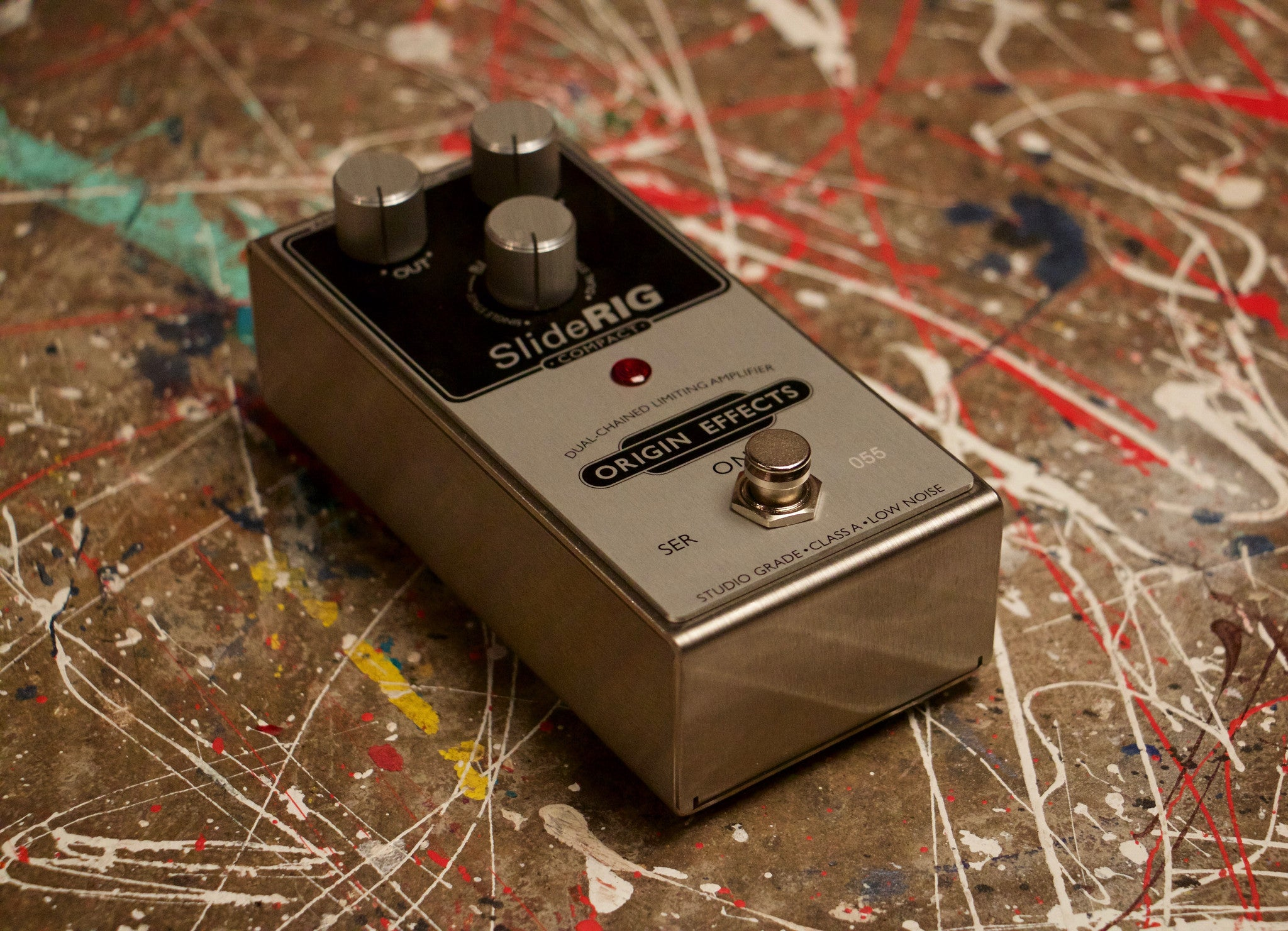 Origin Effects SlideRIG-C Compressor