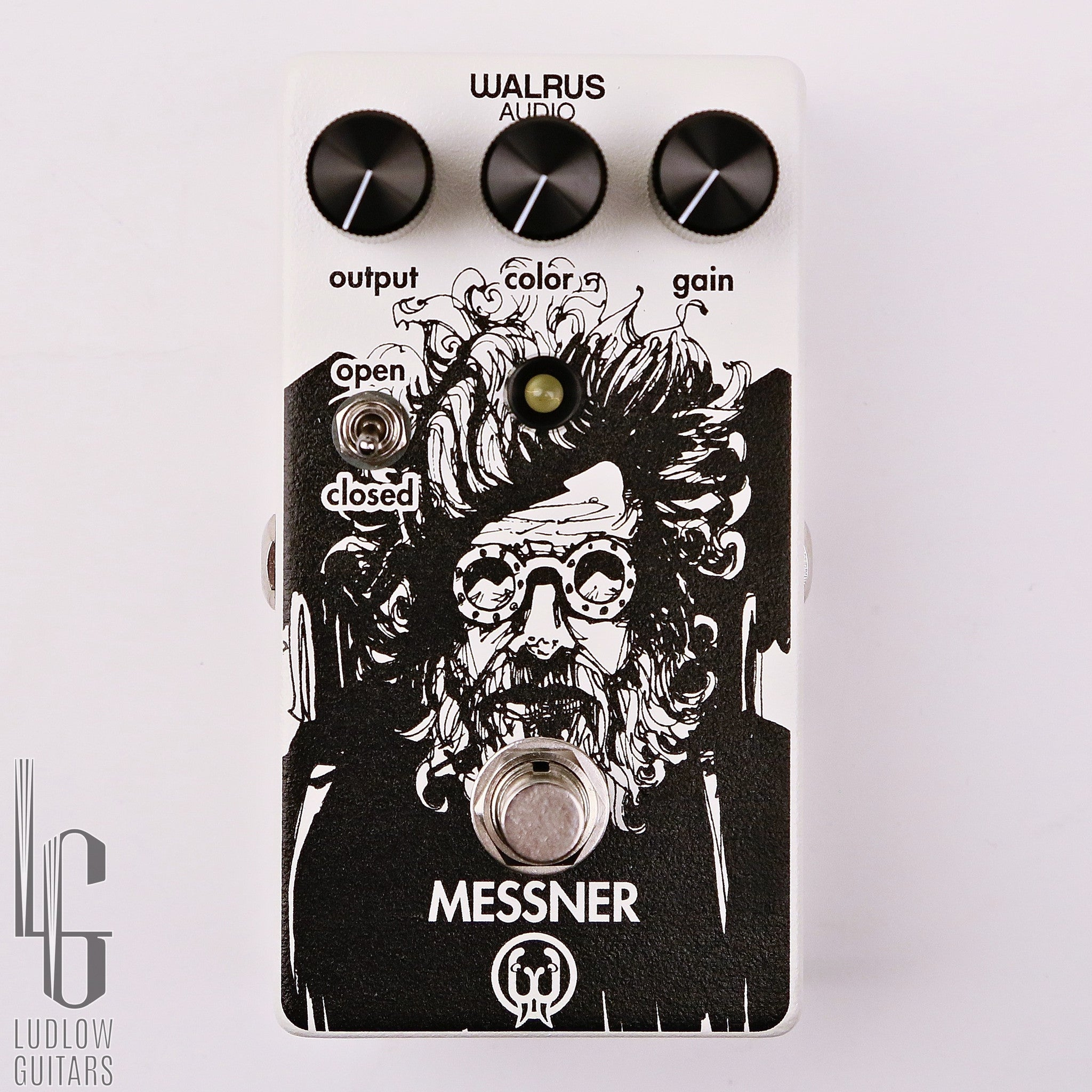 Walrus Audio Messner Overdrive